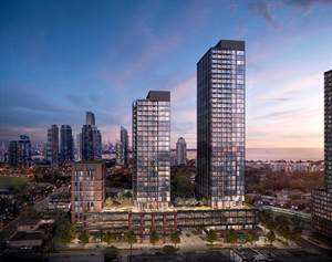 Grand Central Mimico – The Buckingham Condos